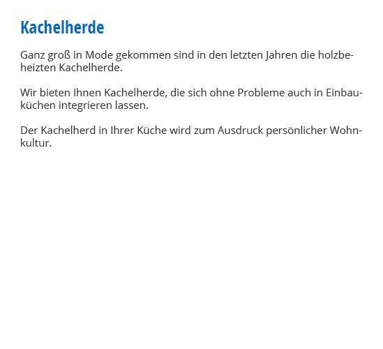 Kachelherd  in  Sersheim