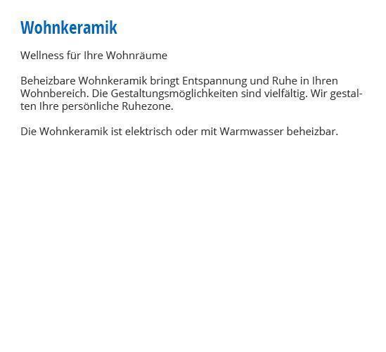 Wohnkeramik in 97267 Himmelstadt
